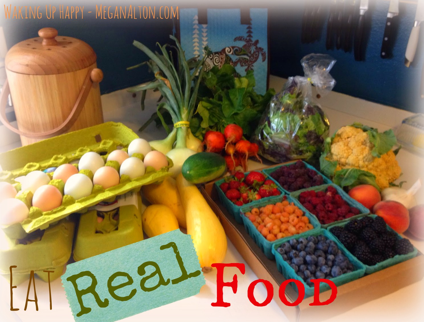 eat real food 1