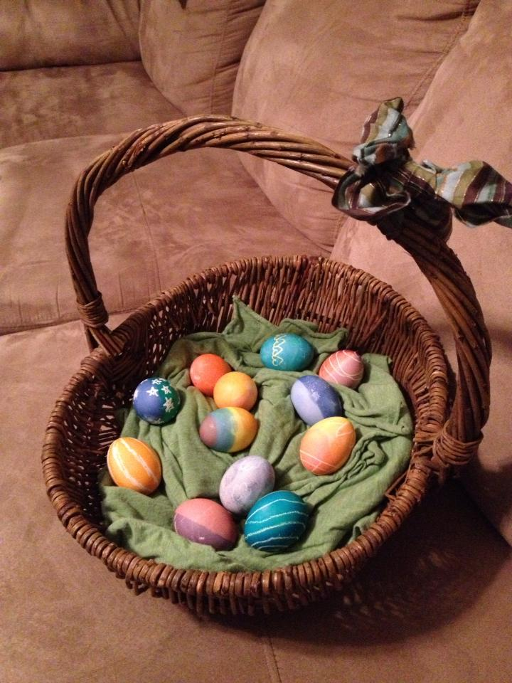 porter easter basket
