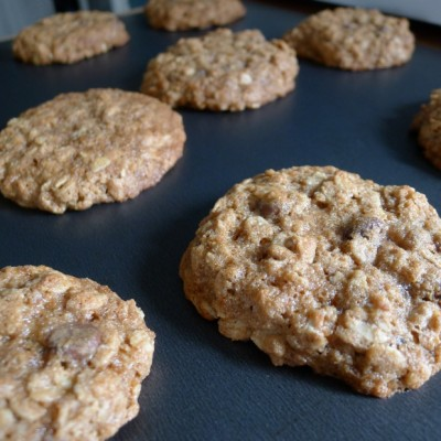lactation cookie cooked